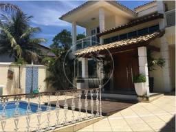 Casa à venda com 5 dormitórios em Maria paula, Niterói cod:838628