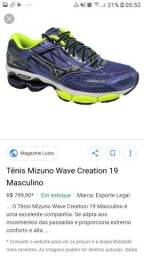 Tênis Mizuno Wave Creation 19