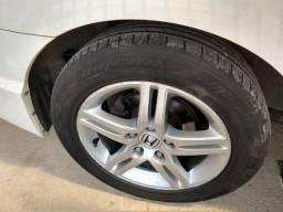 Torro Rodas Civic Exs sem pneus