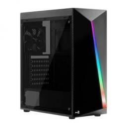 Pc Gamer ''Novo'' 9 Geração Garantia 1 ano I3 9100f 4.2Ghz 8Gb Crucial Ddr4 Rx 570 4Gb Ssd