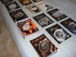 Revista Pulso coleção completa