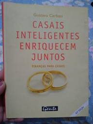 Livro Casais Inteligentes Enriquecem Juntos - Gustavo Cerbasi