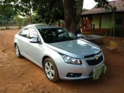 Vendo ou troco por carro do meu interesse Cruzer ano 2012 1.8 lt automatico - 2012
