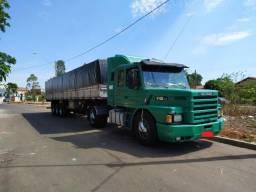 Caminhão Scania 112HS - 1988