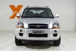 Hyundai Tucson 2.0 16V Flex Aut. - Prata - 2015 - 2015
