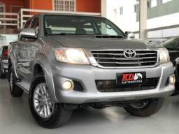Toyota Hilux 3.0 CD SRV 4x4 AT - 2015
