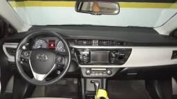 Corolla XEI 15/15 Prata - 2015