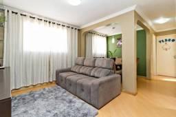 Apartamento com 3 dormitórios à venda, 46 m² por R$ 170.000,00 - Capão Raso - Curitiba/PR