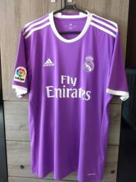 Camisa Real Madrid 2016/2017