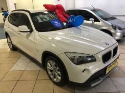 BMW X1 2013 2.0 Gasolina Branca Estudo troca e Financio
