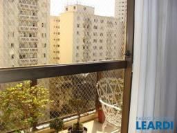 Apartamento à venda com 3 dormitórios em Moema pássaros, São paulo cod:470272