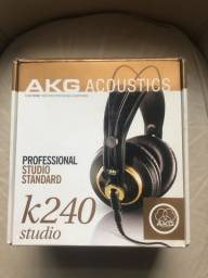 headphone Akg K240 Studio
