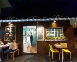 Cafeteria Container