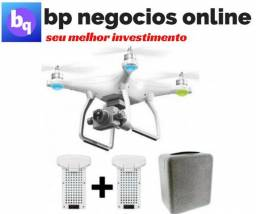 Drone X1 com 2 Baterias GPS Gimbal Camera 1080P Motor - Wltoys xk