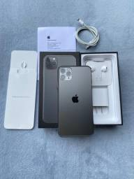 IPhone 11 Pró Max 64GB Seminovo Completo com NOTA FISCAL
