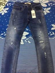 Calça Jeans Masculina Rotta Club Nova