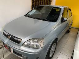 Corsa Sedan Premium 1.4 Flex Completo Ano 2010/10 Bem Conservado, IPVA 2020 Pago