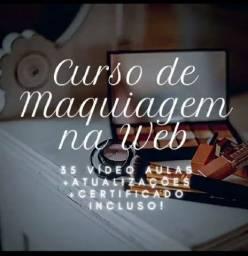 CURSO DE MAQUIAGEM NA WEB!!!! 100% SEGURO