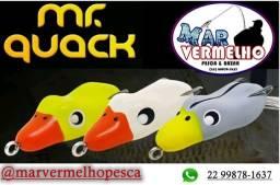 Isca Artficial Mr Quack Matadeira Traíra, Tucunaré