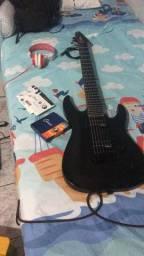 Guitarra Jackson Dynky Arch 7