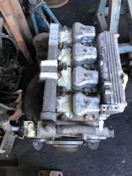 Motor MWM X10 4 Cilindros