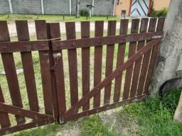 Portão 3.0 × 1.25