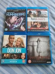 DVDs e Blu-rays