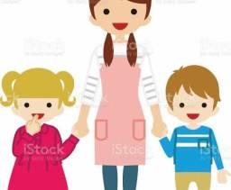 Tutora para crianças de 3 a 5 anos