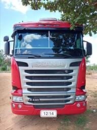 Scania R-440 6x4