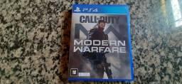 Call Of Duty Modern Warfare Ps4 Mídia Física