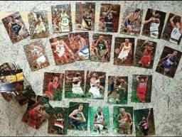 Cards NBA americanos Vintage