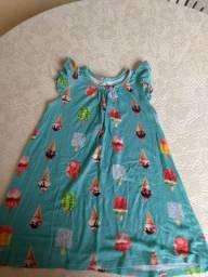 Vestidos infantis Tam 2 anos