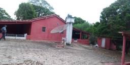 Chacara em cristianopolis com casa pomar cural toda formada com corrego 3 hectares