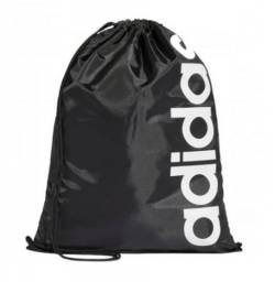 Bolsa Adidas Gym Bag Linear Core - Preto
