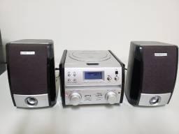 Super micro CD radio system