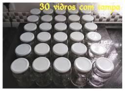 Vidros de Conserva 600ml