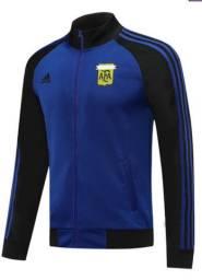 Jaqueta da seleção da Argentina nova
