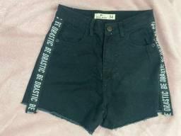 Short Pool Jeans Preto BE DRASTIC 34