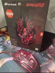Novo mouse Gamer Spider 2