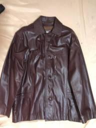 Vendo jaqueta 100% de couro