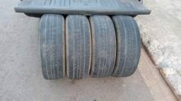 4 pneus usados