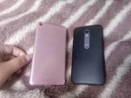Troco 3 celular por um iPhone