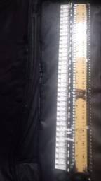 Teclado controlador behringer umx610 retirar p/ pecas