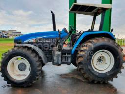 Trator New Holland TM120 EPCC 120cv Ano 2000