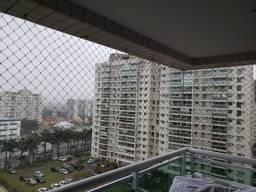 Barra Único - Lindo apartamento com 3 Quartos, 3 suítes, 88m² - Rua Queiroz Junior