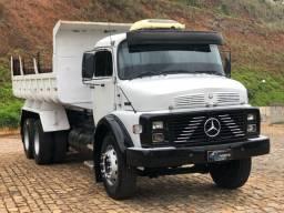MB 1313 reduzido caçamba Truck