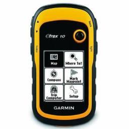 GPS Garmin Etrex 10<br><br>Mede Hectares