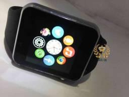 Smartwatch A1: Relógio inteligente