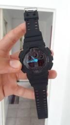 Relógio G-Shock GA-100 (A prova d'água)