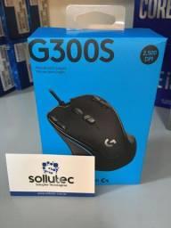 Mouse Gamer Logitech G300s 2500 Dpi